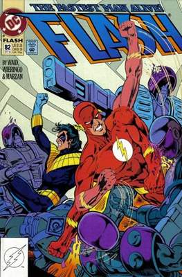 The Flash Vol. 2 (1987-2006) (Comic Book) #82