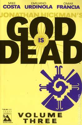 God is Dead (Softcover) #3