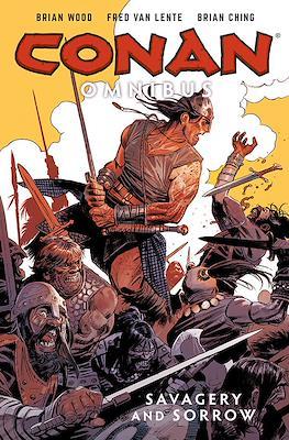 Conan Omnibus (Trade Paperback) #6
