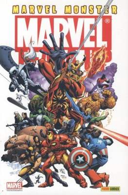 Marvel Team-Up (2007-2008). Marvel Monster (Rustica) #2