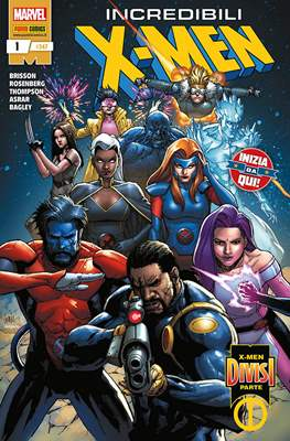 Gli Incredibili X-Men (Spillato) #347