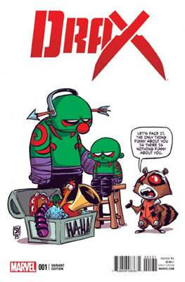 Drax Vol. 1 (Variant Cover)