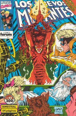 Los Nuevos Mutantes Vol. 1 (1986-1990) (Grapa 32-64 pp) #62