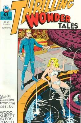 Thrilling Wonder Tales