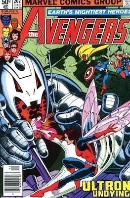 The Avengers Vol. 1 (1963-1996) (Grapa) #202