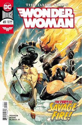 Wonder Woman Vol. 5 (2016-) (Comic book) #49