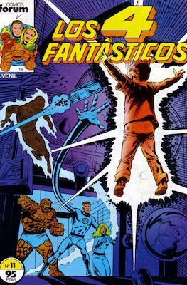 Los 4 Fantásticos Vol. 1 (1983-1994) #11