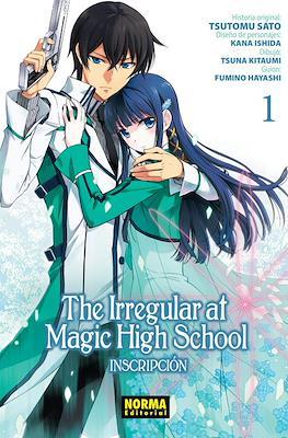The Irregular at Magic High School #1