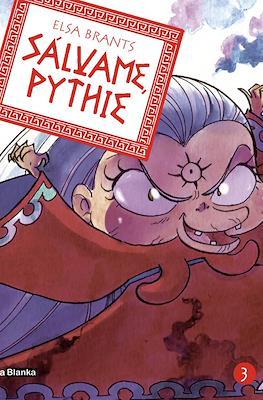 Sálvame, Pythie (Rústica con sobrecubierta) #3