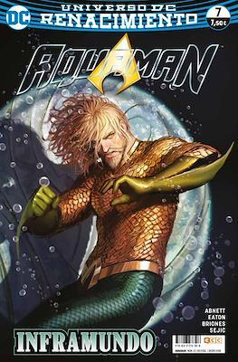Aquaman. Nuevo Universo DC / Renacimiento (Rústica 72-144 pp) #21/7