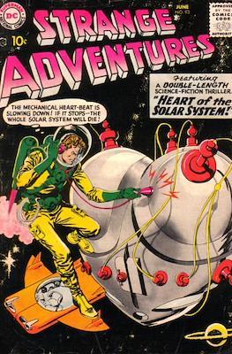 Strange Adventures (Comic Book) #93