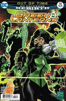 Green Lanterns Vol. 1 (2016-2018) (Comic-book) #28