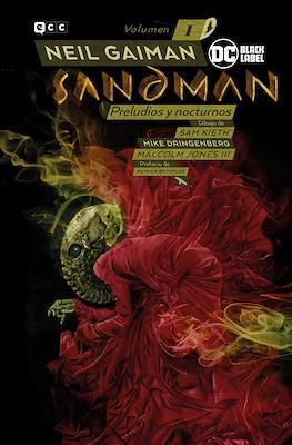 Biblioteca Sandman (Cartoné) #1