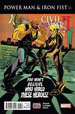 Power Man and Iron Fist Vol. 3 (2016) (Comic Book) #6