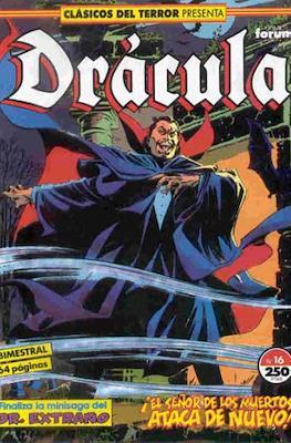 Clásicos del Terror: Drácula (1988-1989) (Grapa. 17x26. Color.) #16