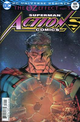 Action Comics Vol. 1 (1938-2011; 2016-) (Comic Book) #989