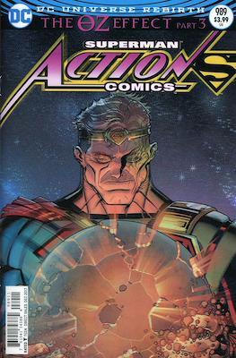 Action Comics Vol. 1 (1938-2011; 2016-) (Comic Book) #989