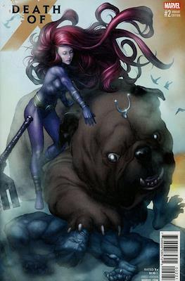 Death of X (Comic-Book) #2.1