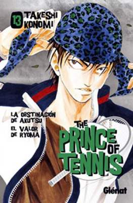 The Prince of Tennis (Rústica con sobrecubierta) #13