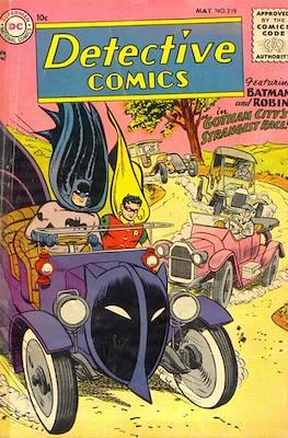 Detective Comics Vol. 1 (1937-2011; 2016-) (Comic Book) #219