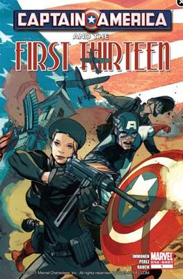 Captain America & First Thirteen