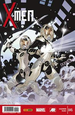 X-Men Vol. 4 / X-Men presenta (2011-2016) (Grapa 24 pp) #45