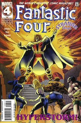 Fantastic Four Vol. 1 (1961-1996) (saddle-stitched) #408
