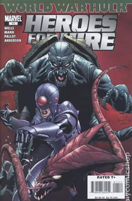 Heroes for Hire Vol. 2 (2006-2007) #11