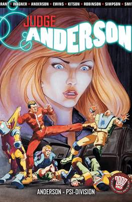 Judge Anderson (Softcover 64 pp) #1
