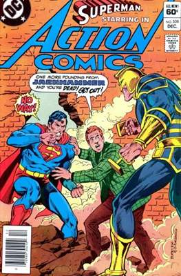 Action Comics Vol. 1 (1938-2011; 2016-) (Comic Book) #538