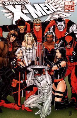 The Uncanny X-Men (1963-2011 Variant Cover) #534.1