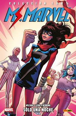Ms. Marvel. 100% Marvel (2015-) #9