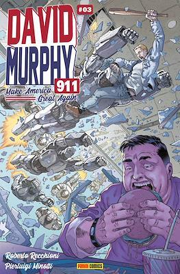 David Murphy 911: Make America Great Again #3B