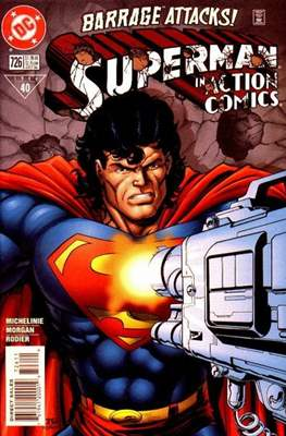 Action Comics Vol. 1 (1938-2011; 2016-) (Comic Book) #726