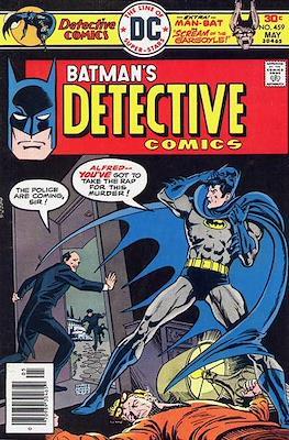 Detective Comics Vol. 1 (1937-2011; 2016-) (Comic Book) #459