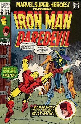 Marvel Super-Heroes (Grapa) #28