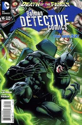 Detective Comics Vol. 2 (2011-2016) (Comic-Book) #16