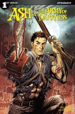 Ash vs The Army of Darkness #1