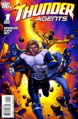 T.H.U.N.D.E.R. Agents Vol. 3 (2011)