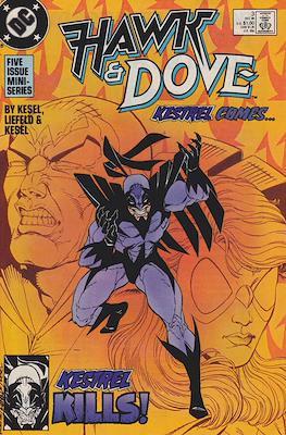 Hawk and Dove Vol.2 (Grapa) #3