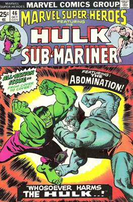 Marvel Super-Heroes (Grapa) #46