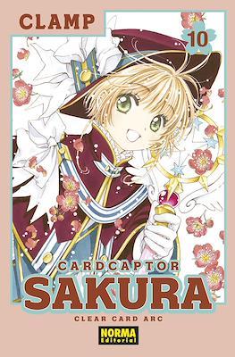 Cardcaptor Sakura - Clear Card Arc (Rústica con sobrecubierta) #10