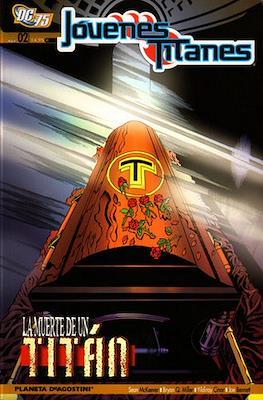 Jóvenes Titanes (2010-2012) (Rústica. 176 pp) #2