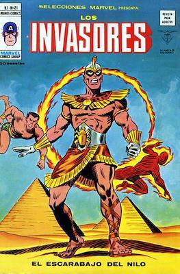 Selecciones Marvel (1977-1981) (Grapa 36-42 pp) #21