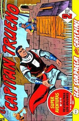 El Capitán Trueno (Grapa, 12 páginas (1991)) #412