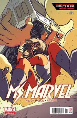 Ms. Marvel (2016-2017) #4