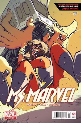 Ms. Marvel (2016-2017) (Grapa) #4