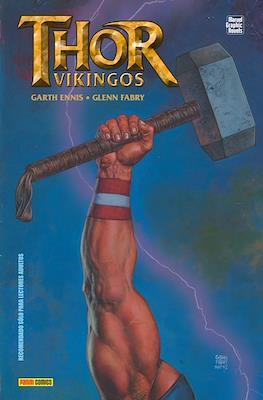 Thor. Vikingos