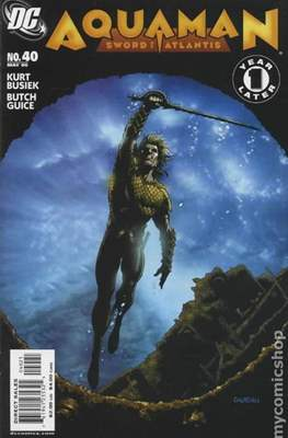 Aquaman Vol. 6 / Aquaman: Sword of Atlantis Vol. 1 (2003-2007 Variant Covers)