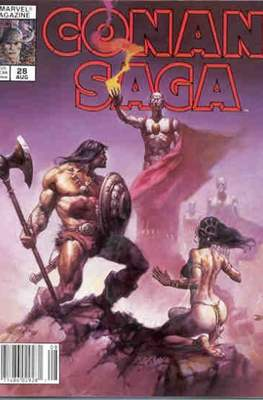 Conan Saga (Comic-book) #28